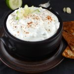 Tzatziki Dip (Greek Yoghurt, Garlic & Cucumber)