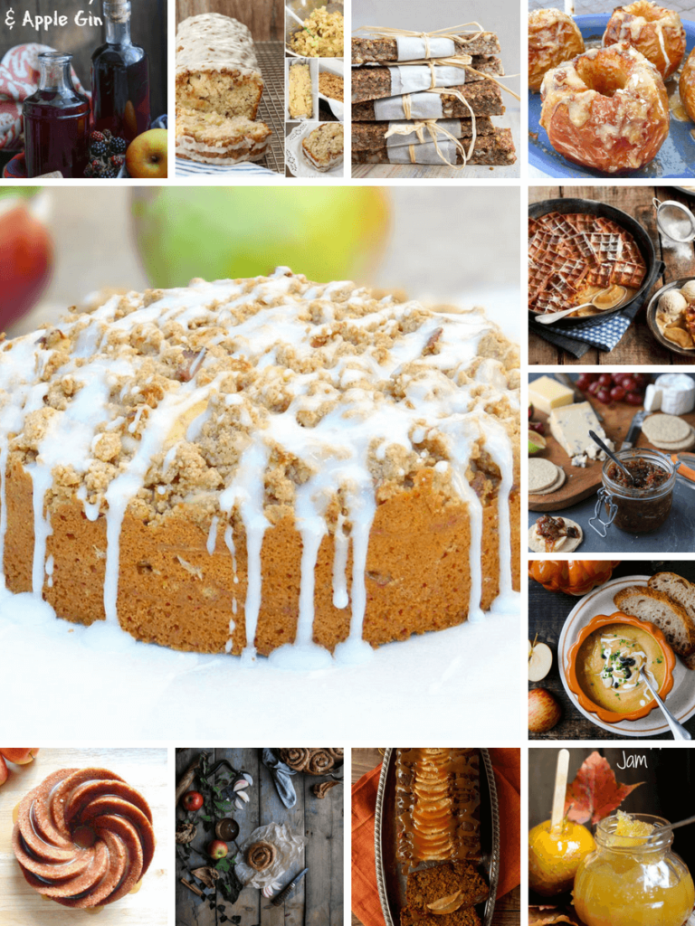 12 Beautifully Inspiring Apple Recipes for Autumn