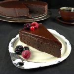 Chocolate Fudge Kladdkaka