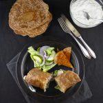 Wholemeal Spelt Tortillas (made with spelt flour)