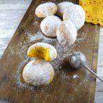 Saffron Airfryer Doughnuts (spelt or regular flour)